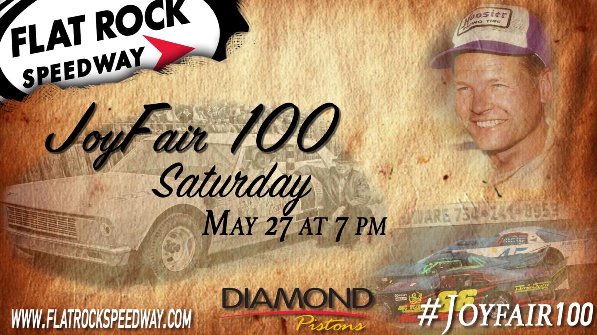 Joy Fair 100