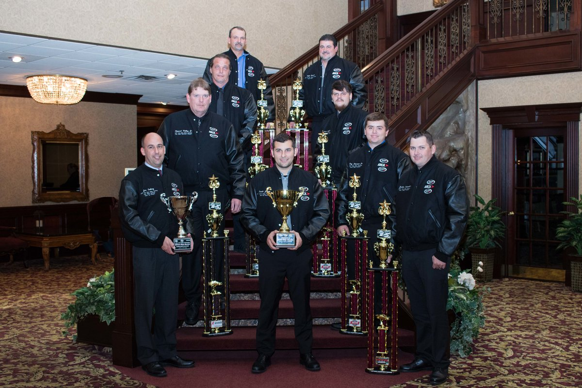 FLAT ROCK, TOLEDO SPEEDWAY CHAMPIONS FETED