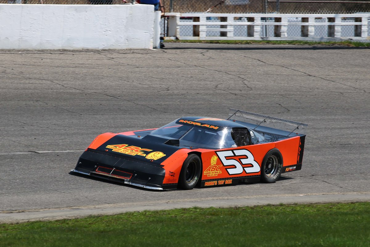 JOE HAWES SET TO BEGIN 36TH SEASON OF LATE MODEL RACING