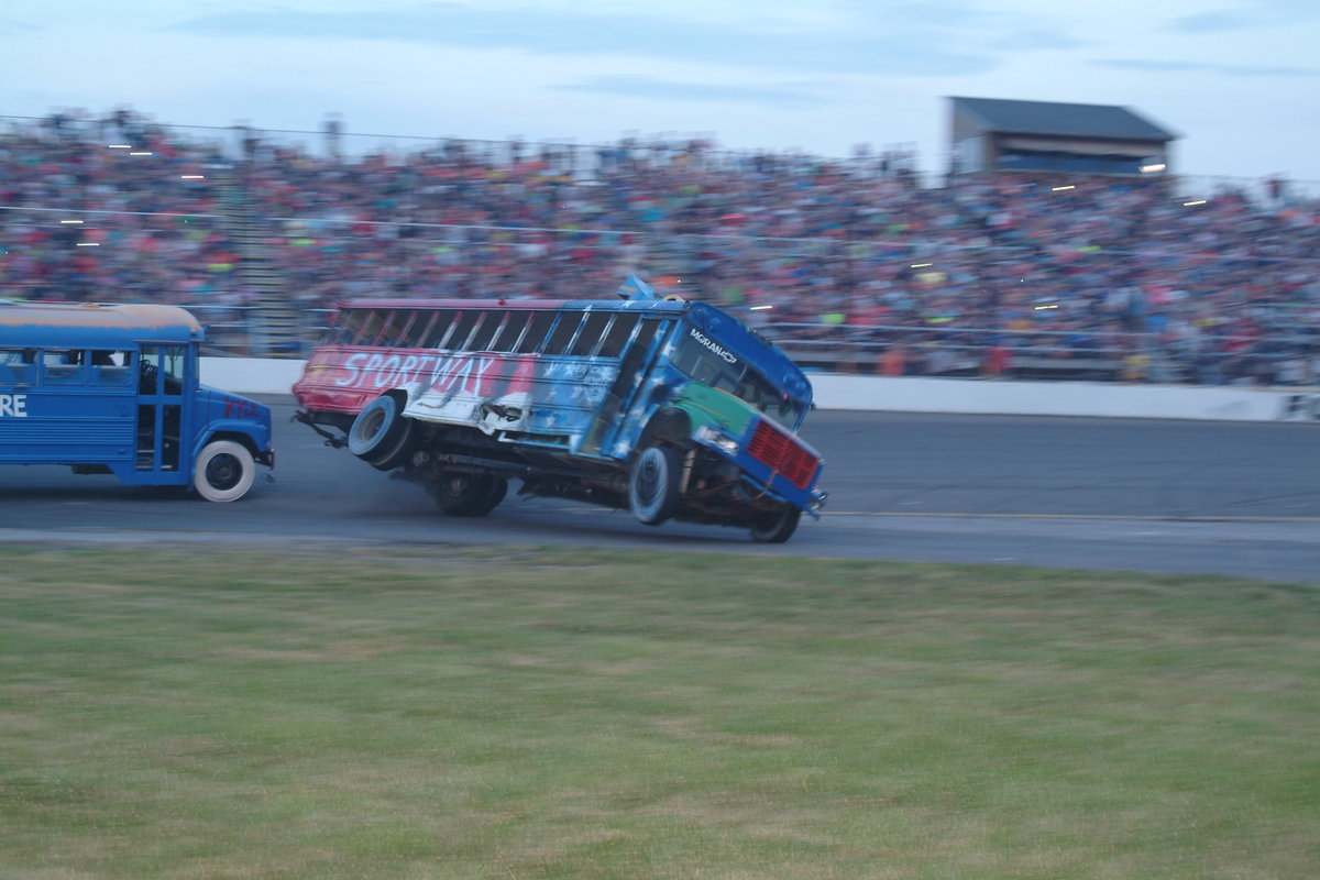 TICKETS ON SALE FOR BUS RACES AT BOTH FLAT ROCK, TOLEDO