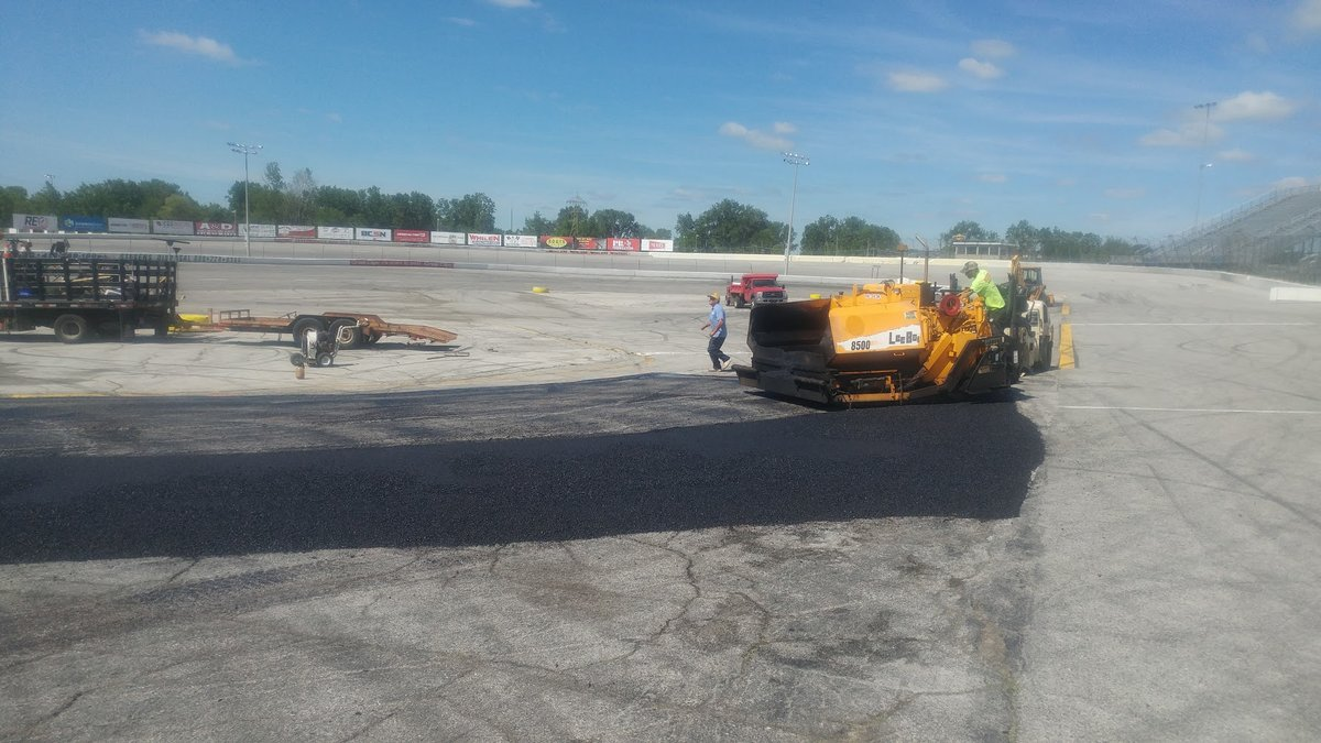 IMPROVEMENTS CONTINUE AT TOLEDO, FLAT ROCK