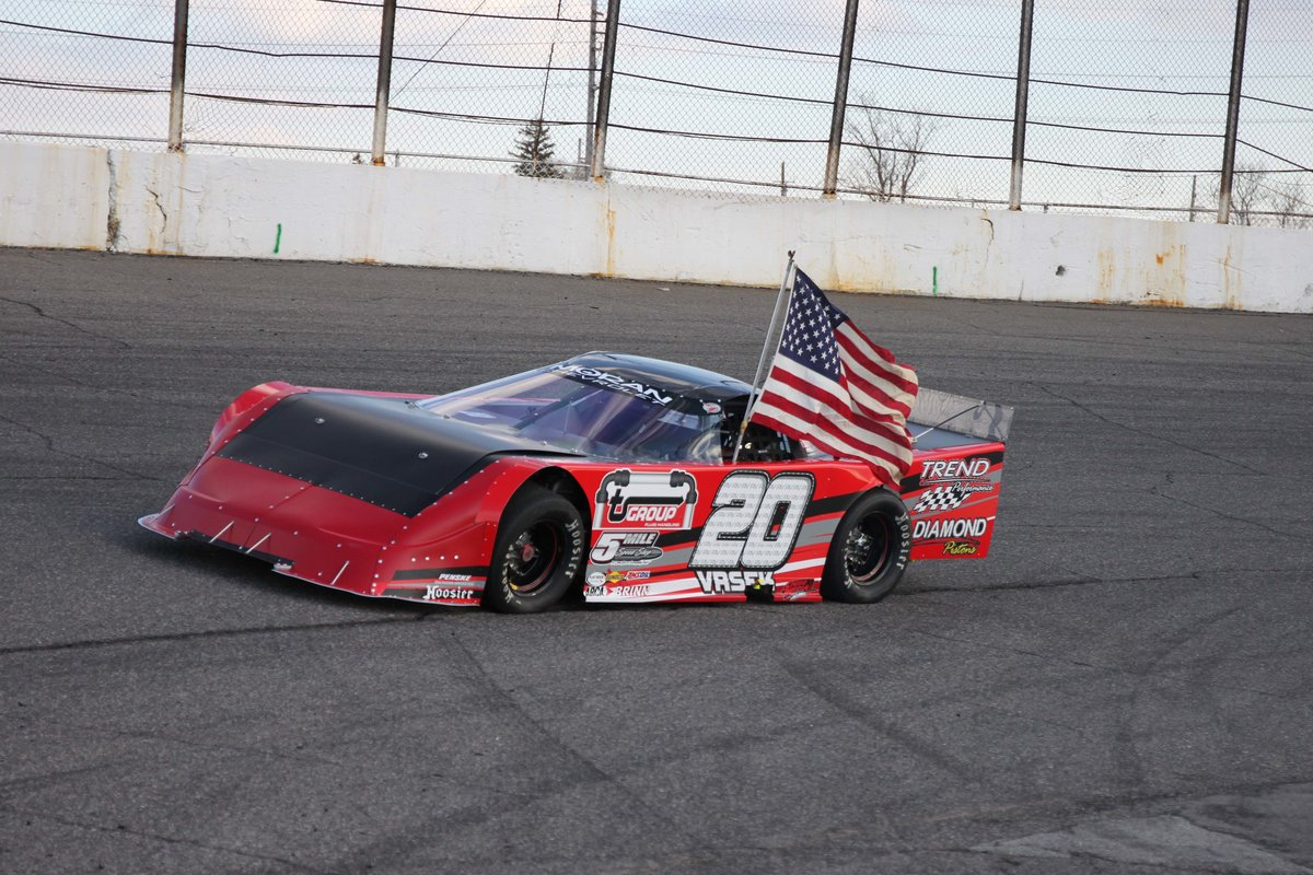 "FIREWORKS-200 LAPS OF RACING SATURDAY AT ""THE ROCK""; BE A LAP SPONSOR!"