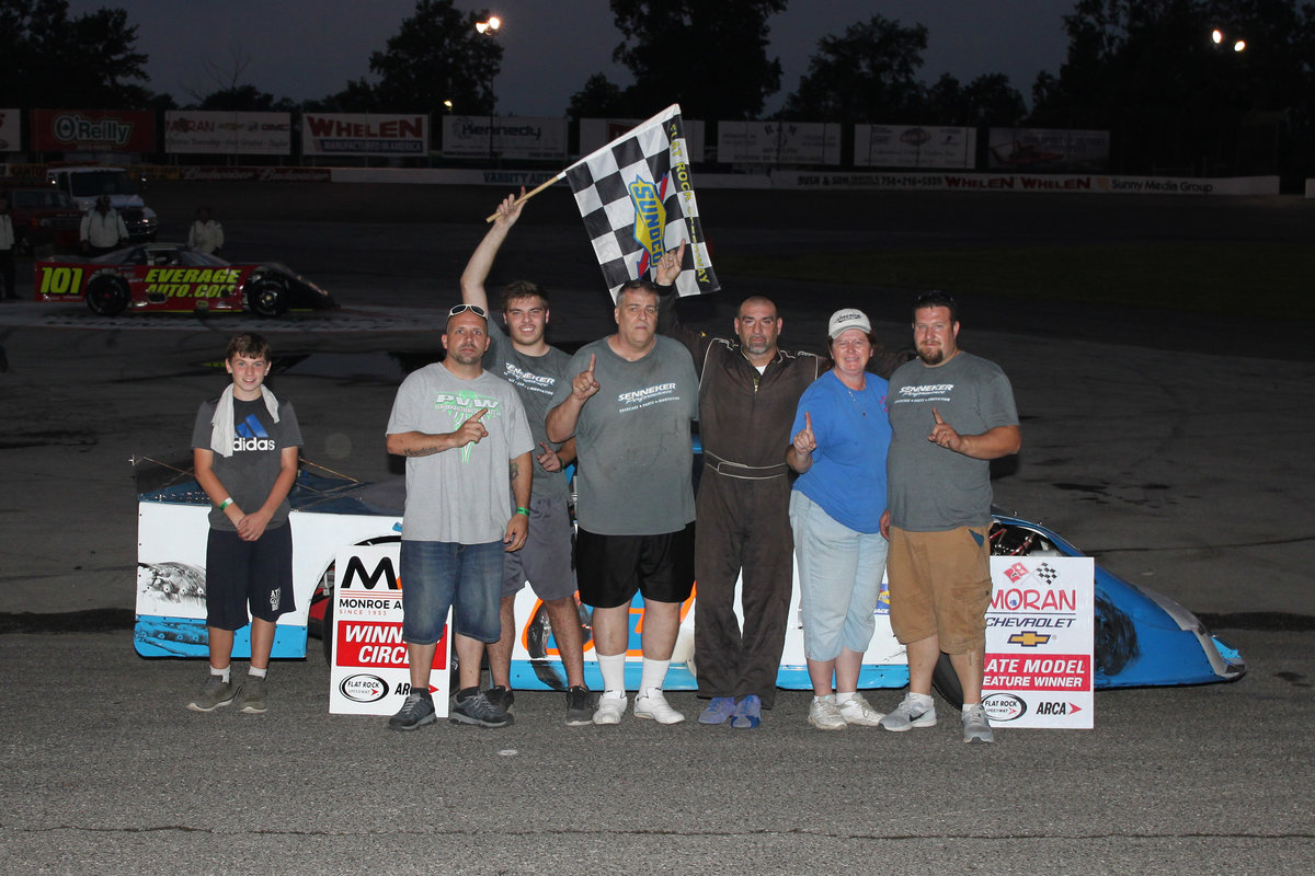 2018 FLAT ROCK CHAMPS CROWNED