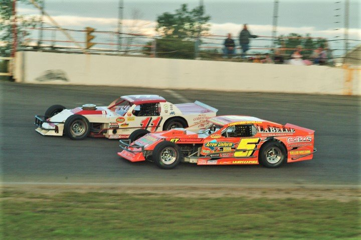 ICAR Allstar Modifieds to Join CRA at Flat Rock on April 28