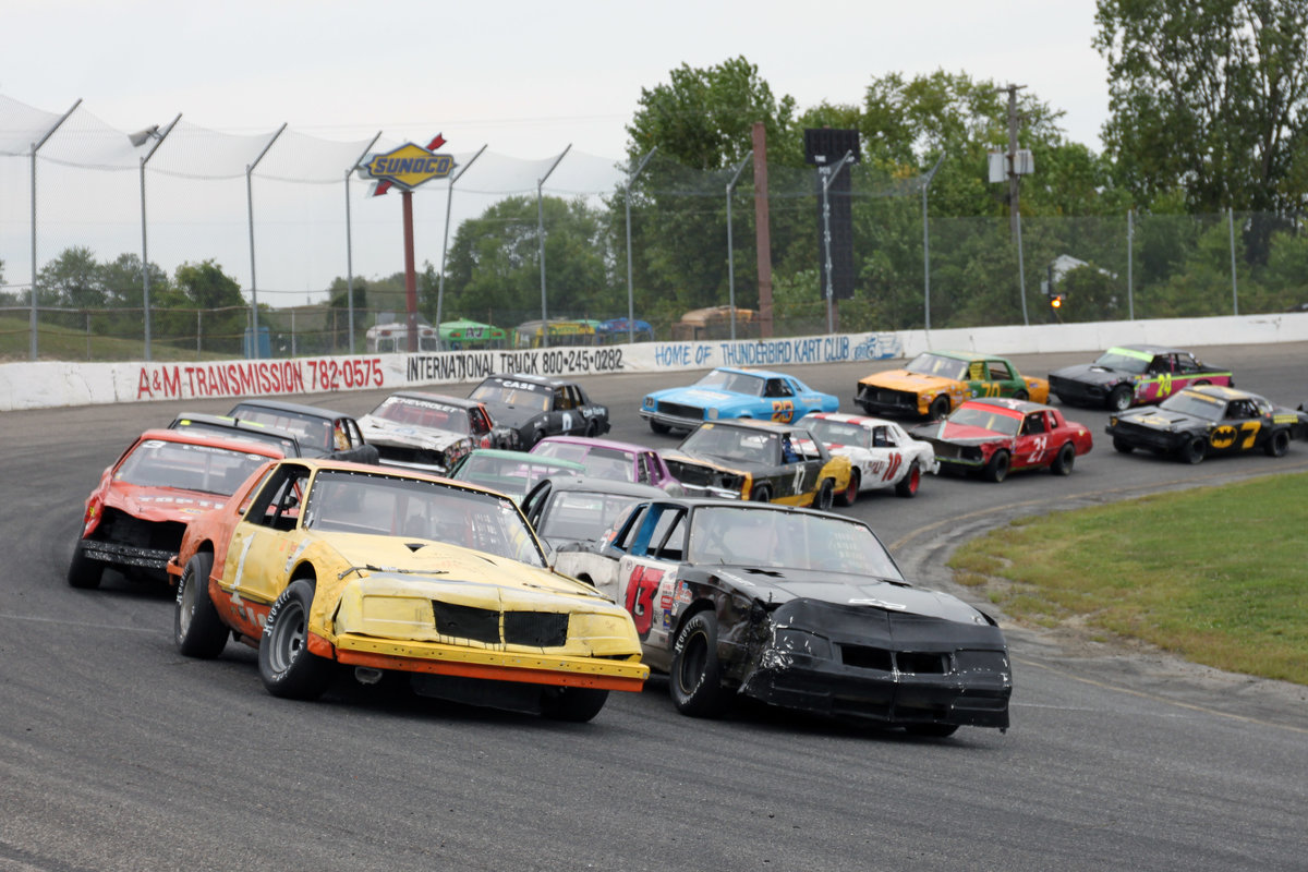 THE VAULT TO SPONSOR FACTORY STOCK, ENDURO DIVISIONS