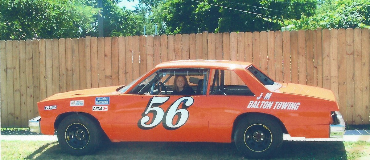 Former ARCA Communications Specialist - and Flat Rock Speedway Enduro Driver - Jackie Franzil Promoted at RCR
