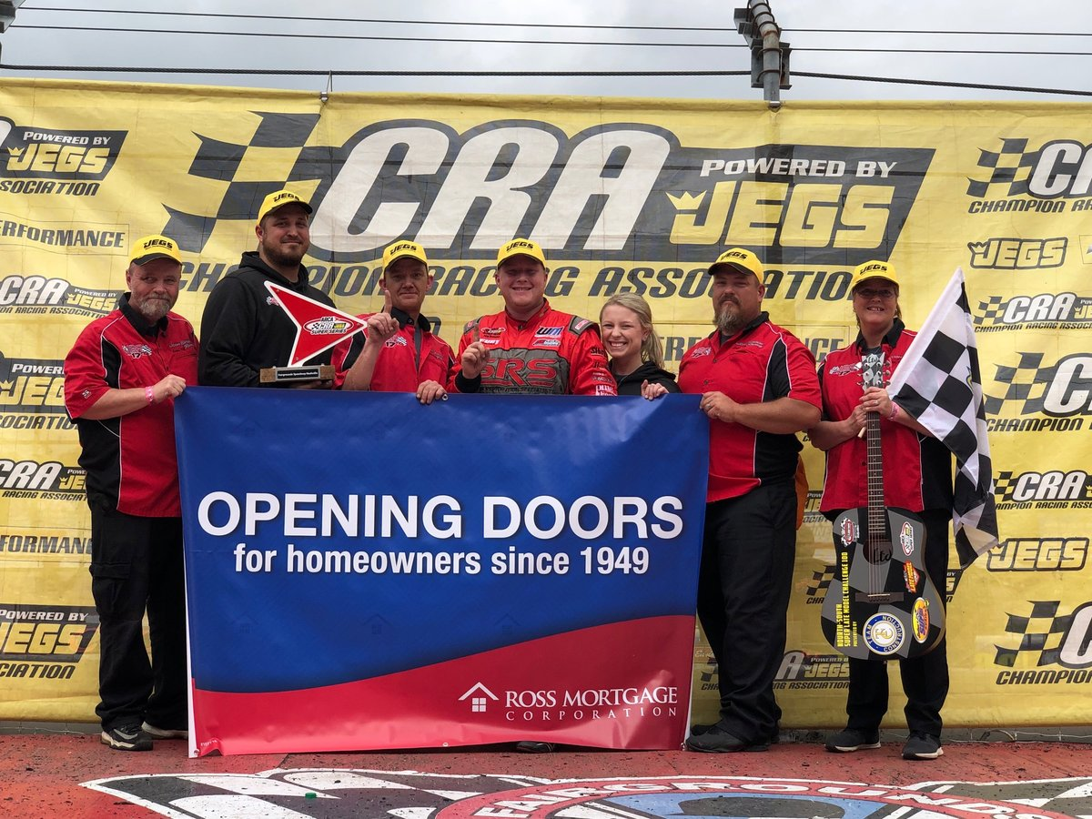 ARCA/CRA Super Series Back in Action at Flat Rock Speedway Saturday