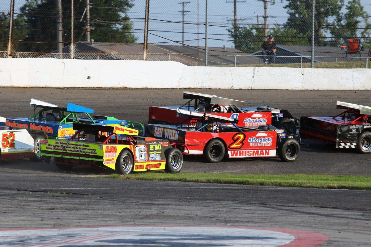Main - Flat Rock Speedway