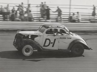 Early Ford Stock Car Wins Jack Conely