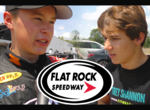 Test Day at Flat Rock with Purdy and Lessard