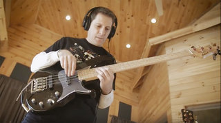 GHS Strings Artist Brad Russell Featured on BassPlayer.com