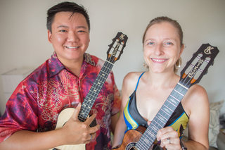 GHS Strings Artists Craig Chee & Sarah Maisel to Host the 2017 Ukulele Festival at Sea