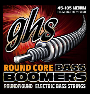 Win A Set Of GHS Bass Strings Every Month For A Year