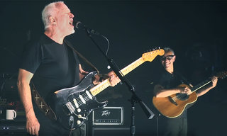 "David Gilmour ""Live At Pompeii"" Comes to Theaters"