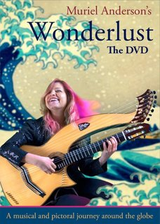 "GHS Artist Muriel Anderson Releases New ""Wonderlust"" Audio/Visual Project"