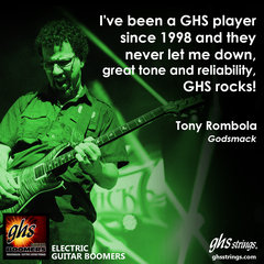 Tony Godsmack Quote