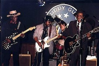 B Guy Jimmy D Jimmy Rogers