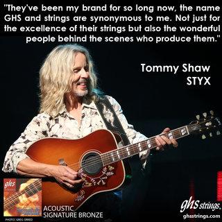 Tommy Shaw Aqs