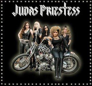 Judas Priestess Studframe W Bike