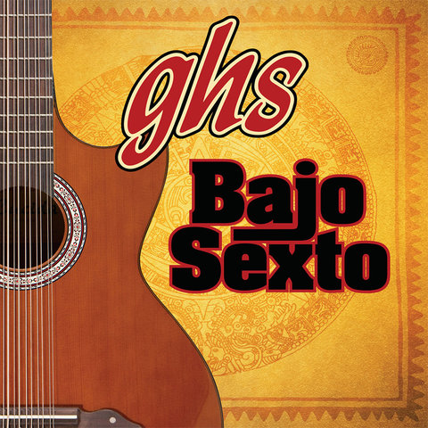 products bajo sexto ghs strings. Black Bedroom Furniture Sets. Home Design Ideas