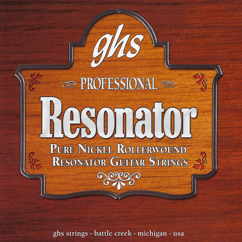 products resonator guitar ghs strings. Black Bedroom Furniture Sets. Home Design Ideas