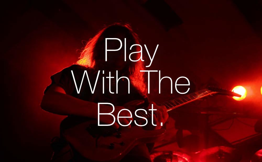 Play With The Best.
