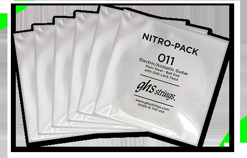 Our Nitro-Pack Guarantee.