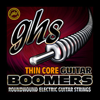 GHS Strings Thin Core Boomers for Electric Guitar