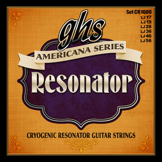 GHS Strings Americana Series for Resonator