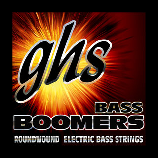 GHS Bass Boomers Strings for Bass Guitar