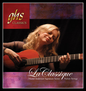 GHS Strings La Classique Muriel Anderson Signature Classical Guitar Strings