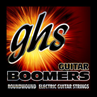 GHS Strings Boomers for Electric Guitar