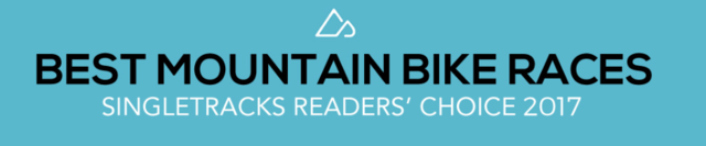 Iceman makes the podium on Singletracks.com reader survey