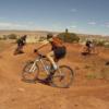 Moab Bar M desert oval