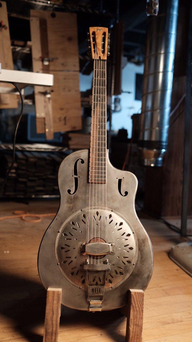 guitar for sale mule resophonic guitars. Black Bedroom Furniture Sets. Home Design Ideas