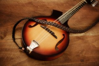 Bailey Mandolin and Uke Straps