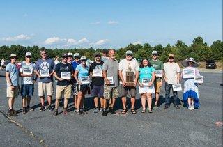 PCA Zone 1 Winning region NCR