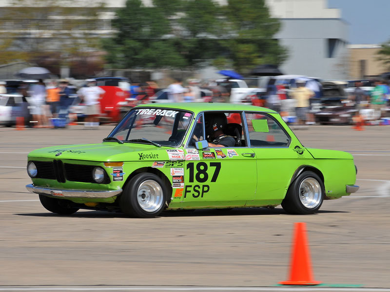 40th Tire Rack Scca Solo National Championships Complete Day One
