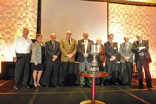 SCCA Convention Ends on a High Note with the Awards and Hall of Fame Ceremony