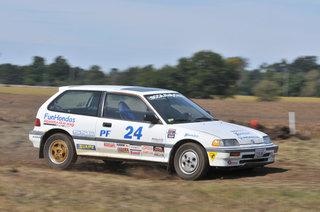 SCCA® Announces RallySprint
