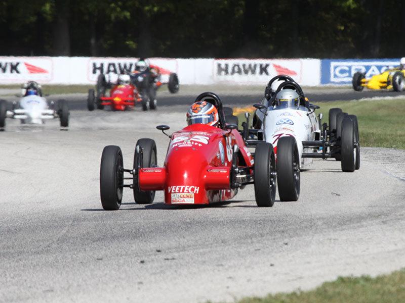 Second Formula Vee Championship for Varacins - Sports Car