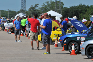 Registration Open, All Invited to SCCA Tire Rack Solo Nationals Concrete Beach