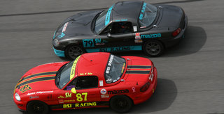 Mazda Motorsports: Spec Miata Feature