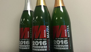 Mazza Vineyards and SCCA Club Racing Forge Sparkling Wine Partnership
