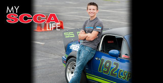 My SCCA Life: Julian Garfield