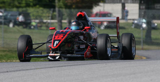 Kevin Roggenbuck Wins Formula 1000 National Championship in the SCCA Runoffs at Mid-Ohio