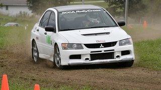 Nine Winners Named at RallyCross Championship