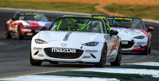Sparks Wins 2016 Battery Tender Global Mazda MX-5 Cup Presented by BFGoodrich Tires and $200,000 MRT24 Scholarship
