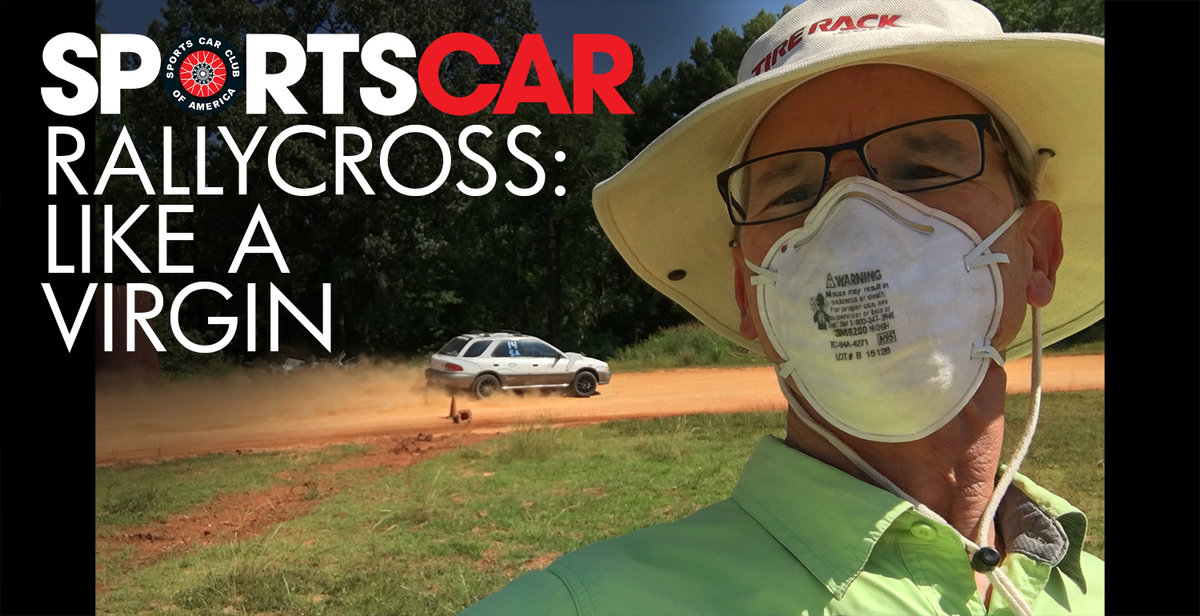 SportsCar Feature: Randy Pobst's 1st RallyCross