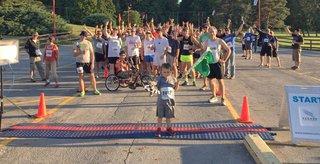SCCA Runoffs 5K Run